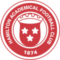 Best odds on Hamilton Academical
